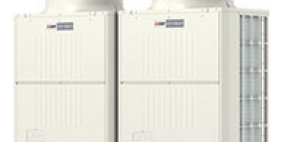 MITSUBISHI ELECTRIC CITY MULIT R2 VRF-SYSTEEM