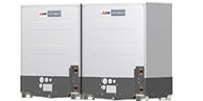 MITSUBISHI ELECTRIC CITY MULIT WR2 VRF-SYSTEEM